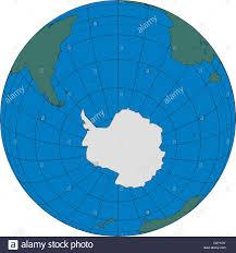 Map Of Antarctica Antarctica Map Stock Photos U0026 Antarctica Map Stock Images Alamy