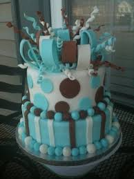 67 best blue and brown baby shower images on pinterest baby boy