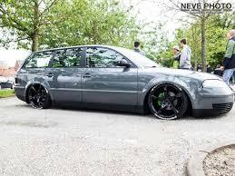 vw passat wagon custom passat b5 tuning passat wagon b5