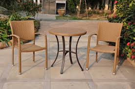 broyhill patio furniture chair and table design wicker bistro chairs bistro chairs