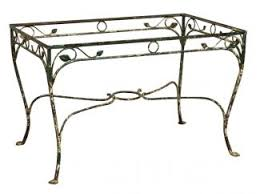 Black Rod Iron Patio Furniture Antique Patio Furniture Olde Good Things