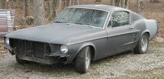 1967 mustang shell for sale 1967 mustang fastback project car help information on