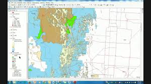 Colorado Population Map Lab 7 Wind Suitability Gis Analysis For Colorado Youtube