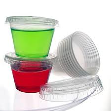 plastic cups with lids party essentials plastic cups with lids 2 5 oz 450 ct