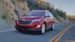 first look 2018 chevrolet equinox youtube