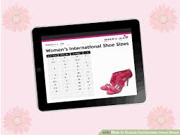 Comfortable Dress Shoes Womens How To Choose Comfortable Dress Shoes 14 Steps With Pictures