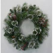 Wholesale Christmas Decorations For Wreaths by Christmas Wreath Christmas Decoration Supplier High Quality