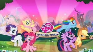 pony harmony quest budge studios u2014mobile apps kids