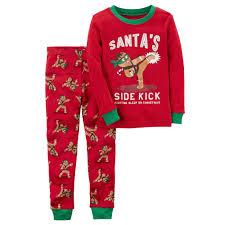 boy s santa s sidekick gingerbread top bottoms