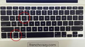 Resume Accent Mark Typing French Accents On Mac Frenchcrazy