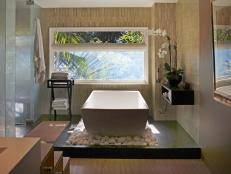 modern bathroom design photos midcentury modern bathrooms pictures ideas from hgtv hgtv