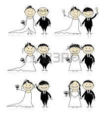 hochzeitsgeschenk braut an brã utigam eine hochzeit illustration einer braut und bräutigam tanzen oder