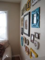 spray paint picture frame house to home blog