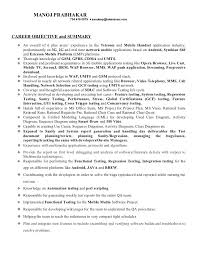 Qa Engineer Resume Example Cover Letter For Vp Finance Position Help With Human Resource