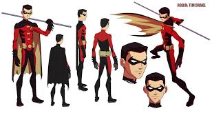young justice young justice tim drake by philbourassa on deviantart