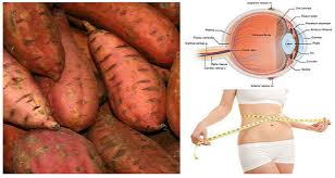 Can Color Blindness Be Prevented How Sweet Potatoes Can Help Prevent Blindness And Help You Lose Weight
