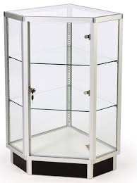 Merchandise Display Case Glass Cabinets 28