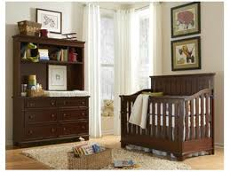 Legacy Changing Table Impressions 2pc Nursery Set Convertable Crib Changing Table