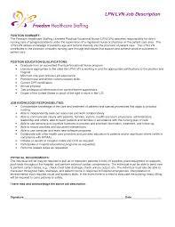 lvn resume template lpn resume template free nursing vozmitut