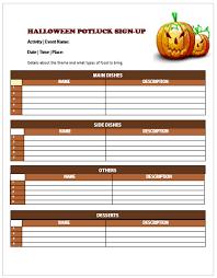 28 free potluck signup sheet potluck sign up