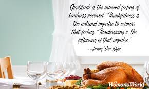 happy thanksgiving quotes for family and friends woman u0027s world