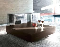 modern wood coffee table the sleek and modern elko coffee table modern wood coffee table