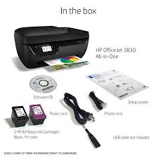amazon best all in one computer deal black friday amazon com hp officejet 3830 wireless all in one photo printer