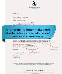 how to write the perfect fundraising letter sumac non profit