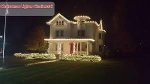 professional christmas lights installers cincinnati ohio