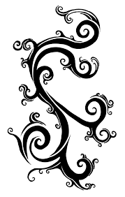 tattoo u0027s for tribal rose vine tattoo designs clip art library