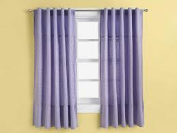 cute interior home decorating ideas with cafe curtains
