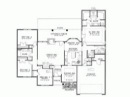 family home floor plans eplans ranch house plan for the modern family 2107