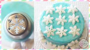 russian piping tips snowflake piping tip snowflake cake