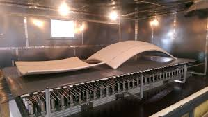 curve works thermoforming singly and doubly curved panels