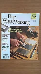 Fine Woodworking Magazine Uk by Fine Woodworking Magazine U2022 4 00 Picclick Uk