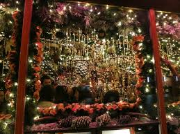 Rolfs Nyc Christmas Holiday Decor Picture Of Rolf U0027s Bar U0026 Restaurant New York City