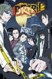 Comic Books Barnes And Noble Durarara Vol 1 Light Novel By Ryohgo Narita Paperback