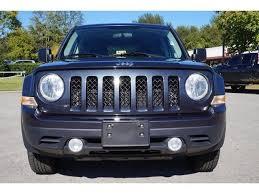 2014 jeep patriot blue 2014 jeep patriot latitude nc serving lancaster