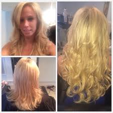 Hair Extensions Kitchener by Marina U0026 Co Salon Closed Hair Salons 162 Davenport Road