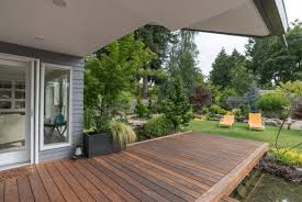Deck In The Backyard How To Make Your Front Yard Great And Sociable Again Dash Of