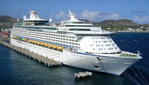 royal caribbean sends cruise ship to help evacuate from