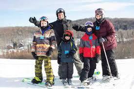 Michigan Snow Cam Map by Northern Michigan Ski Resort Snowboard Hill Ski Bruleski Brule