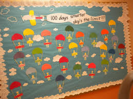 100th day bulletin board by my room mom my classroom pinterest