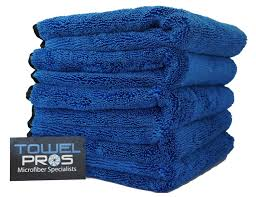 turquoise blue paint microfiber paint towels towelpros microfiber