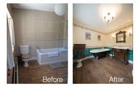 an artworks bathroom makeover