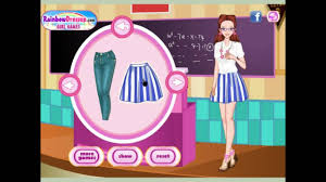 teacher anime fashion dress up y8 com online games by malditha