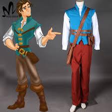 Tangled Halloween Costume Adults Halloween Costumes Men Tangled Rapunzel Prince Flynn