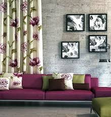 wallpaper for home interiors fabric and wallpaper with floral design great interior ideas for