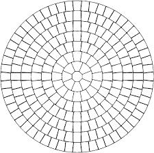 Circular Patio Kit by Lamont Interlock Concrete Products