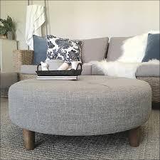 furniture amazing low storage ottoman big ottoman grey footstool